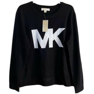 🆕Michael Kors MK Logo Sweater